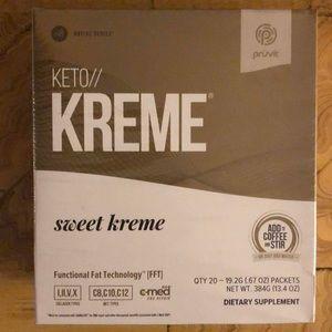 20 day sweet kreme - NIB